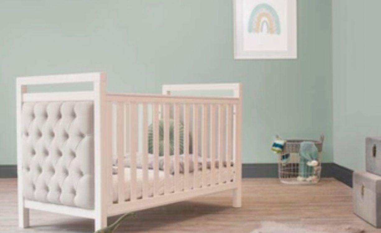 Как да изберем бебешко легло