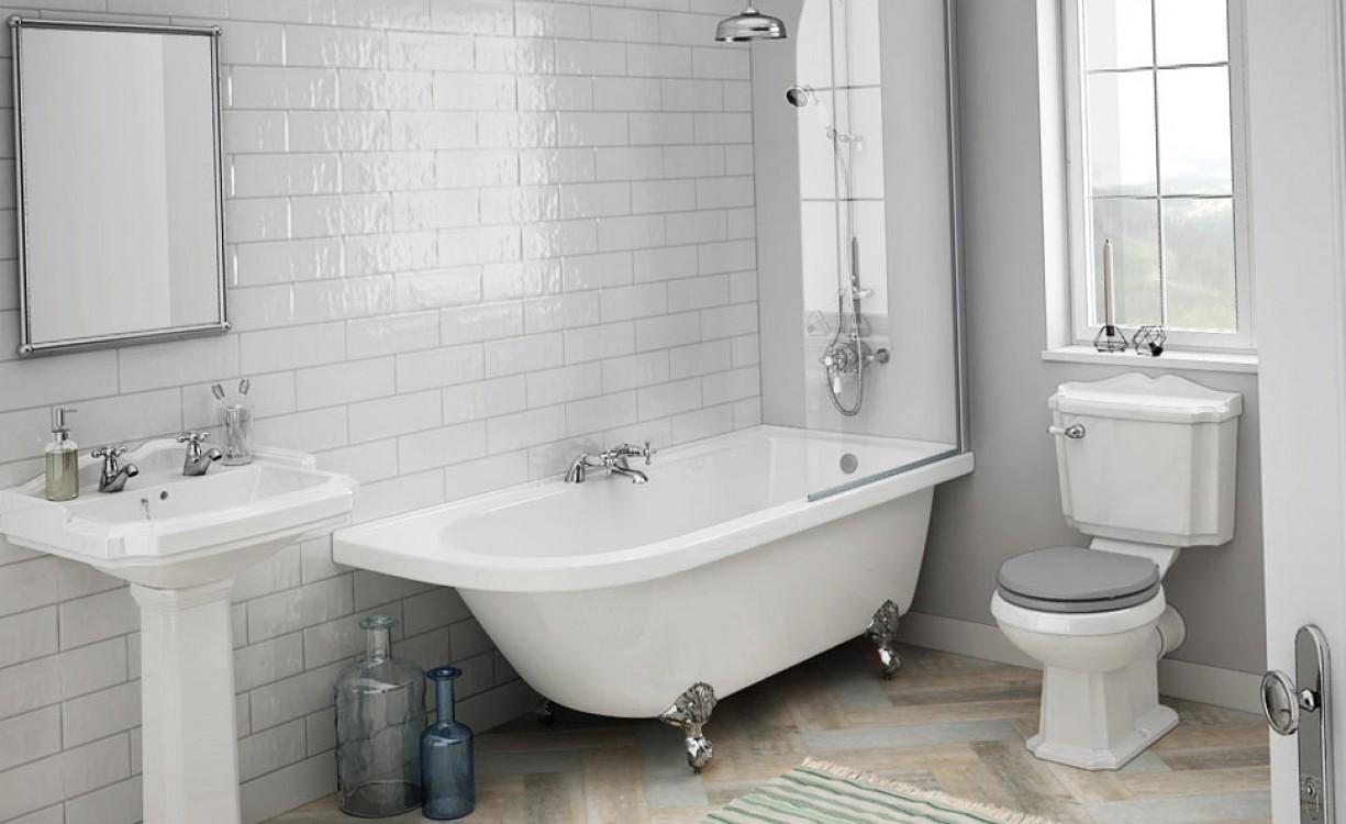 Скарахте ли се за това как изглежда банята?