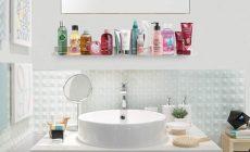 Защо ви трябват рафтове в банята